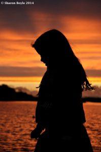 Lough Lannagh Sunset