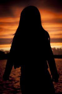 Lough Lannagh Girl